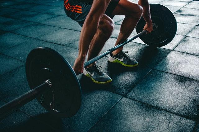 Træning med pre workout